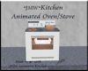 *JMW*Animated Oven