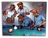 Pool Hall Wall Art 1