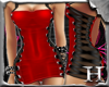 +H+ Strutter - Red BM