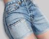 y. Light Short Jeans