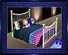 Horse Rainbow Bed