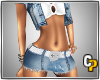 *cp*Gina Short Skirt Fit
