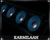 Speakers Animated