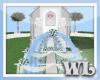 WL~ BBlue Wedding Church