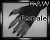 B! Dark Claws F