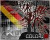 +KM+ Plant v1 Blk/Red