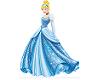 Cinderella Wall Decal
