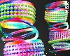 n| Neon Girl Bangles