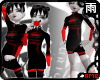 Curi Dress - Red