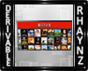 DRV Flat Screen TV