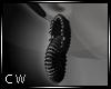 !C PVC Siren Earrings