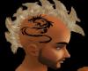 blond dragon