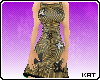 [K] Royale Vintage Dress