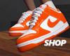 Orange Dunks