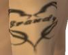 Arm Brandy Tattoo