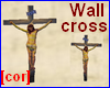 [cor] Cross for Wall