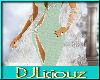 DJL-Shawl White Lace