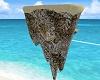 Island Cave Rock