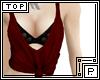 *P Cherrie Under Top