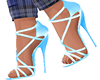 chan blue heels