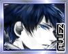 Blue Anime Dude
