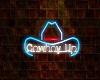 SWS Cowboy Up Neon Sign