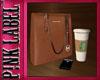 MK purse w/Iphone Starbu