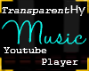 Hy- Blue Youtube Player