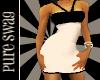 PS™ G Sexy Dress - Cr/B