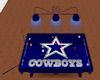 Cowboys Pool Table