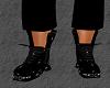 Mens Iron Cross Boots