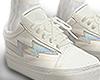 Bolt White w/ Socks
