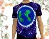 Earth Tie Dye Shirt