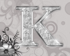 ~ks~ diamond silver K