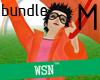 [wsn]Rainybundle#Orange