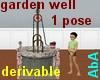 !@ Garden well
