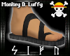 Monkey D. Luffy Sandals