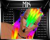 !Mk! Rainbow Hair M