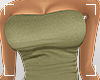 ṩCrop Top Olive