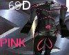 {69D} X-Squad Suit PINK