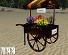 Flower Market Cart