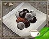 Vegan Plate Of Truffles