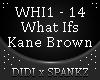 What Ifs - Kane Brown