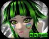 {O}Toxic Green/Blk OKIMI