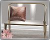 Rus: Luxe bench