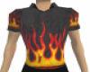 Flame'n Hot Polo