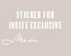 INSITE Exclusive