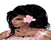Hair Flower Morgana Rose
