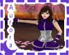 Aurora's Mage Robe