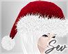 *S Miss Santa Hat
